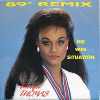 Cover Evelyn Thomas - No Win Situation (89' Remix)
