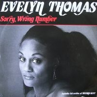 Cover Evelyn Thomas - Sorry, Wrong Number