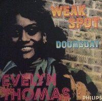 Cover Evelyn Thomas - Weak Spot