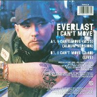 Cover Everlast - I Can't Move