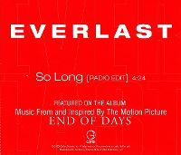 Cover Everlast - So Long