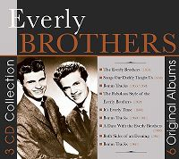 Cover Everly Brothers - 6 Original Albums