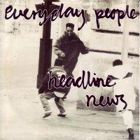 Cover Everyday People - Headline News