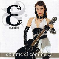 Cover Evridiki - Comme ci - comme ça