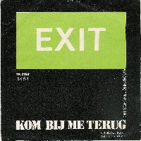Cover Exit - Kom bij me terug