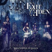 Cover Exit Eden - Rhapsodies In Black