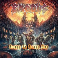 Cover Exodus - Blood In Blood Out
