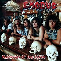 Cover Exodus - Pleasures Of The Flesh