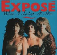 Cover Exposé - When I Looked At Him