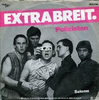 Cover Extrabreit - Polizisten
