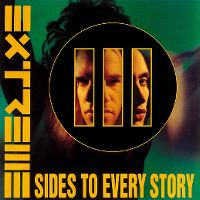 Cover Extreme - III - Sides To Every Story