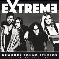 Cover Extreme - Newbury Sound Studios - The Outtakes (1989)
