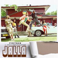 Cover F1rstman, Hef & Poke feat. Pyramids - Jalla