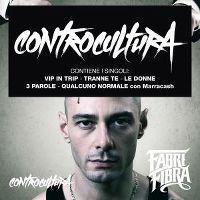 Cover Fabri Fibra - Controcultura