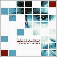 Cover Fabrizio Moro - Parole rumori e anni