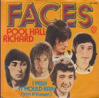 Cover Faces - Pool Hall Richard
