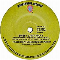 Cover Faces - Sweet Lady Mary