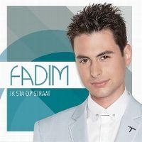 Cover Fadim - Ik sta op straat