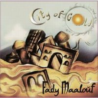 Cover Fady Maalouf - City Of Gold