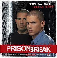 Cover Faf Larage - Pas le temps