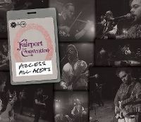 Cover Fairport Convention - Access All Areas