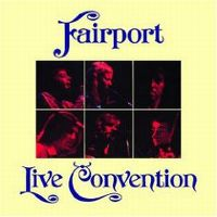 Cover Fairport Convention - Live