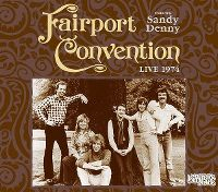 Cover Fairport Convention feat. Sandy Denny - Live 1974