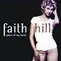 Cover Faith Hill - Piece Of My Heart