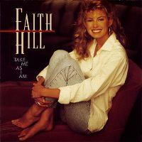 Cover Faith Hill - Take Me As I Am