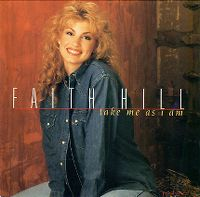 Cover Faith Hill - Take Me As I Am