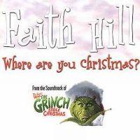 Cover Faith Hill - Where Are You Christmas?
