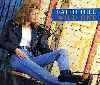 Cover Faith Hill - Wild One