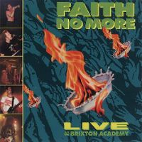 Cover Faith No More - Live At Brixton Academy