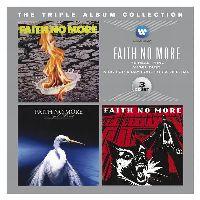 Cover Faith No More - The Triple Album Collection