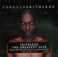 Cover Faithless - Forever Faithless - The Greatest Hits