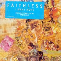 Cover Faithless - I Want More