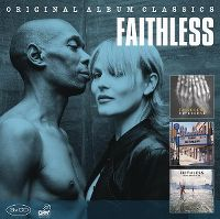 Cover Faithless - Original Album Classics
