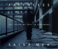 Cover Faithless - Salva mea