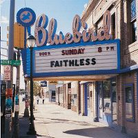 Cover Faithless - Sunday 8 PM