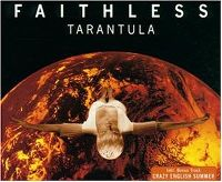 Cover Faithless - Tarantula