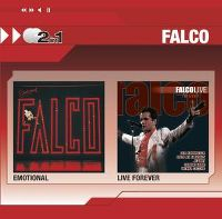 Cover Falco - 2 In 1: Emotional / Live Forever