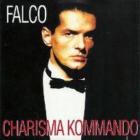 Cover Falco - Charisma Kommando