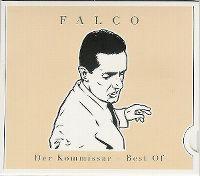 Cover Falco - Der Kommissar - Best Of