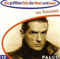 Cover Falco - Die größten Hits der 80er und 90er aus Österreich