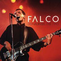 Cover Falco - Donauinsel Live 1993