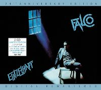 Cover Falco - Einzelhaft - 25th Anniversary Edition