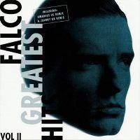 Cover Falco - Greatest Hits Vol. II