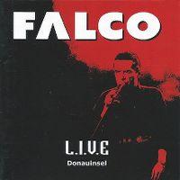 Cover Falco - L.I.V.E. Donauinsel