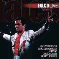 Cover Falco - Live Forever