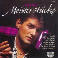 Cover Falco - Meisterstücke